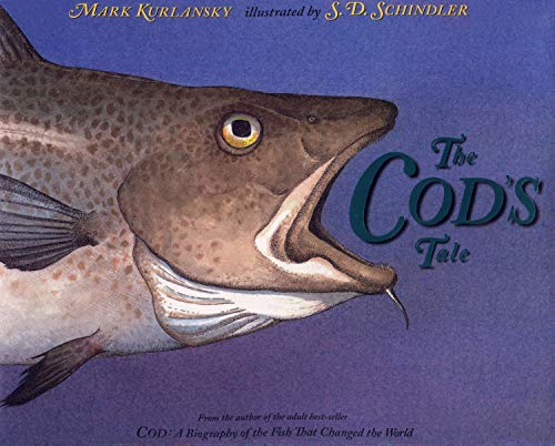 9780399234767: The Cod's Tale