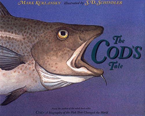 The Cod's Tale (1ST PRT IN DJ): Kurlansky, Mark