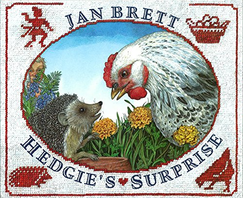 Hedgie's Surprise. (Signed By Author): Brett, Jan