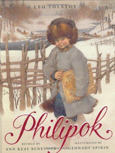 Philipok (1ST PRT IN DJ): Tolstoy, Leo;Beneduce, Ann