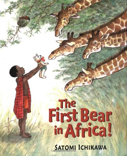 9780399234859: The First Bear in Africa!