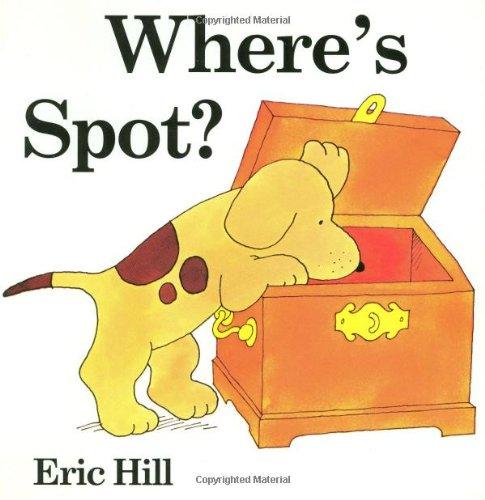 9780399234958: Where's Spot? board book