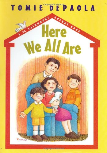 9780399234965: Here We All Are (A 26 Fairmount Avenue Book)