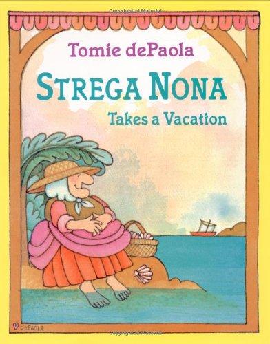 9780399235627: Strega Nona Takes a Vacation