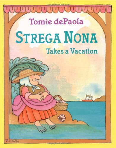 9780399235627: Strega Nona Takes a Vacation