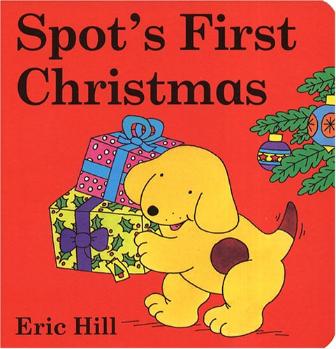 9780399235979: Spot's First Christmas board book