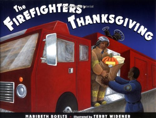 9780399236006: The Firefighters' Thanksgiving