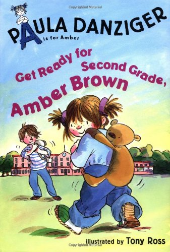 9780399236075: Get Ready for Second Grade, Amber Brown!