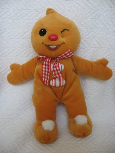 9780399236112: Gingerbread Baby Plush