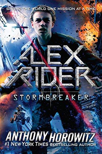 9780399236204: Stormbreaker (Alex Rider Adventure)