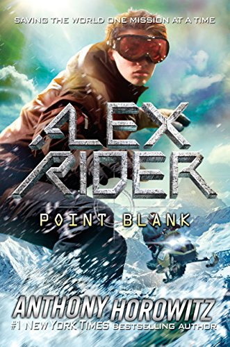 Point Blank: An Alex Rider Adventure ***SIGNED*** ***ADVANCE READING COPY***: Anthony Horowitz