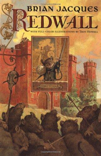 9780399236297: Redwall (Redwall, Book 1-3