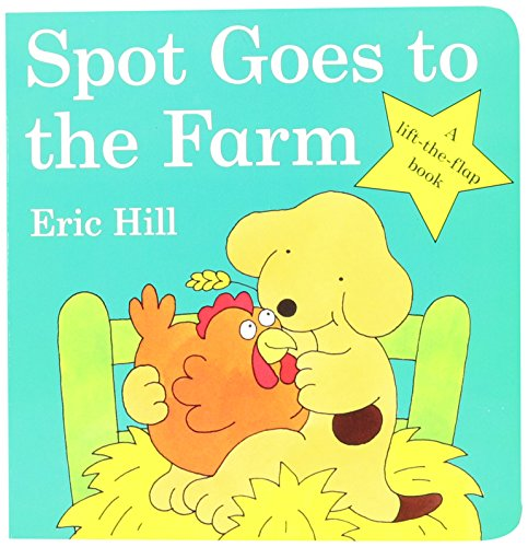 9780399236471: Spot Goes to the Farm board book