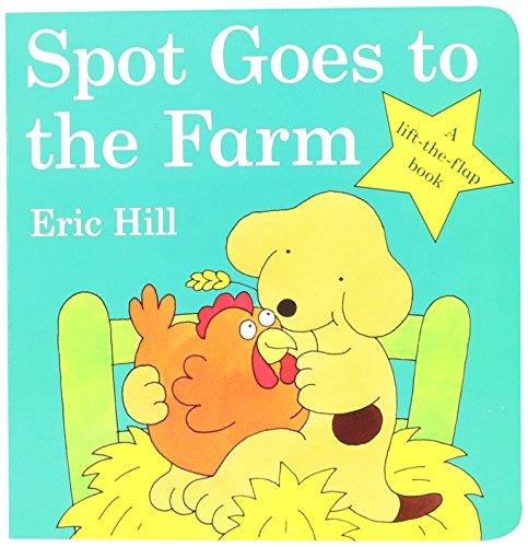 9780399236471: Spot Goes to the Farm Board Book (Little Spot Board Books)