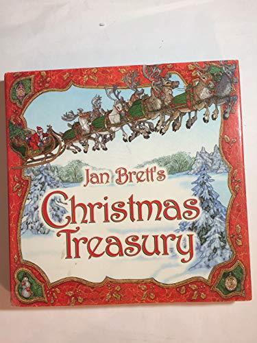 9780399236488: Jan Brett's Christmas Treasury