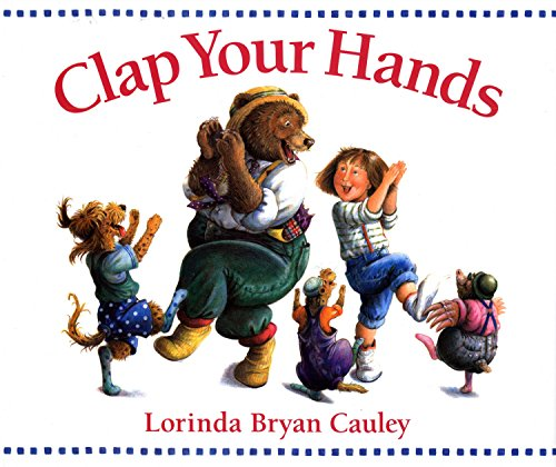 9780399237102: Clap Your Hands