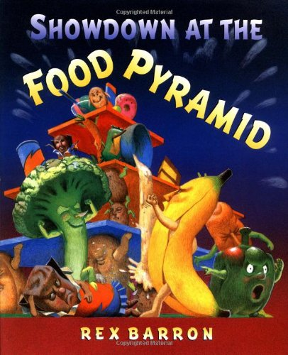 9780399237157: Showdown At the Food Pyramid