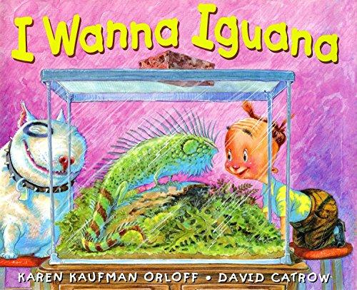 9780399237171: I Wanna Iguana