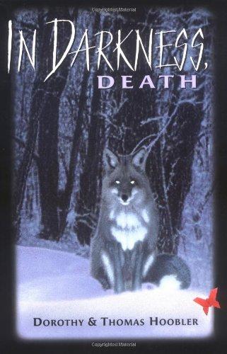 In Darkness, Death ***SIGNED***: Dorothy & Thomas Hoobler