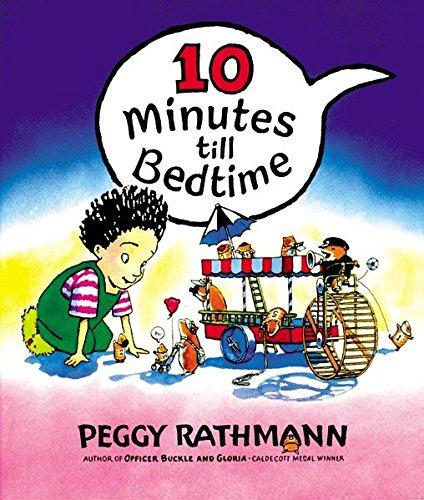 9780399237706: 10 Minutes Till Bedtime