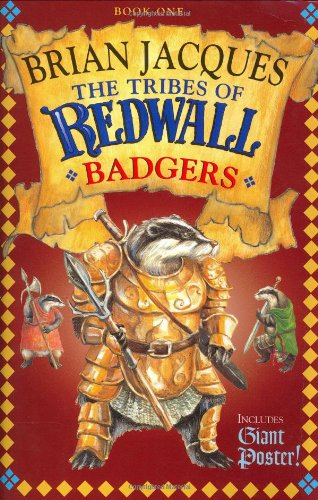 Tribes of Redwall: Badgers: Jacques, Brian; Baker,