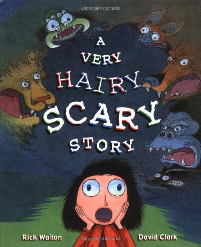 9780399238581: A Very Hairy Scary Story
