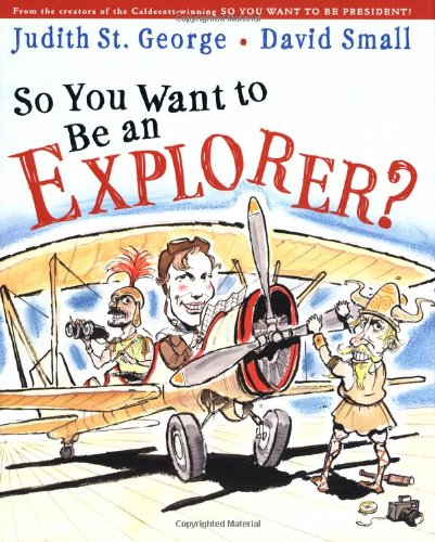 So You Want to be an Explorer?: St. George, Judith