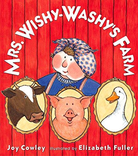 9780399238727: Mrs. Wishy-Washy's Farm