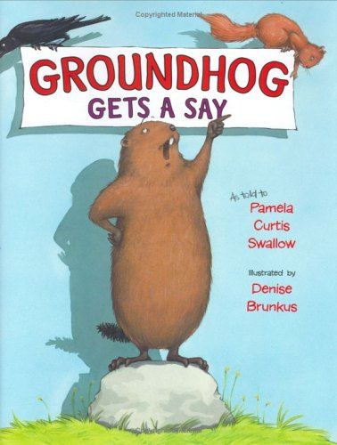 9780399238765: Groundhog Gets a Say