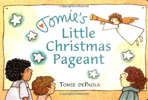 9780399239595: Tomie's Little Christmas Pageant