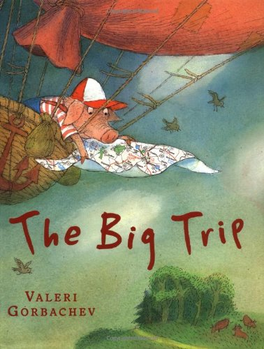 9780399239656: The Big Trip