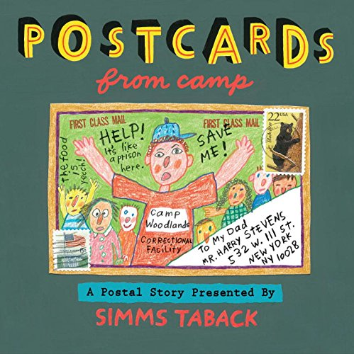 9780399239731: Postcards from Camp