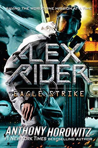 Eagle Strike: An Alex Rider Adventure ***SIGNED***: Anthony Horowitz