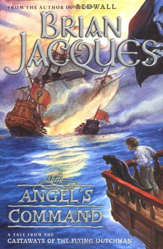 The Angel's Command: Jacques, Brian