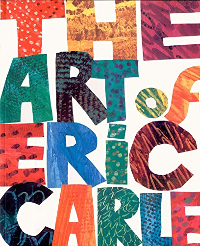 9780399240027: The Art of Eric Carle
