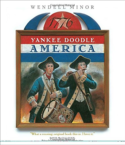 9780399240034: Yankee Doodle America: The Spirit of 1776 from A to Z