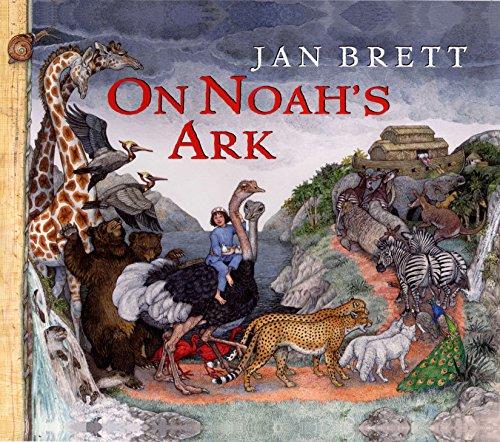 On Noah's Ark: Brett, Jan