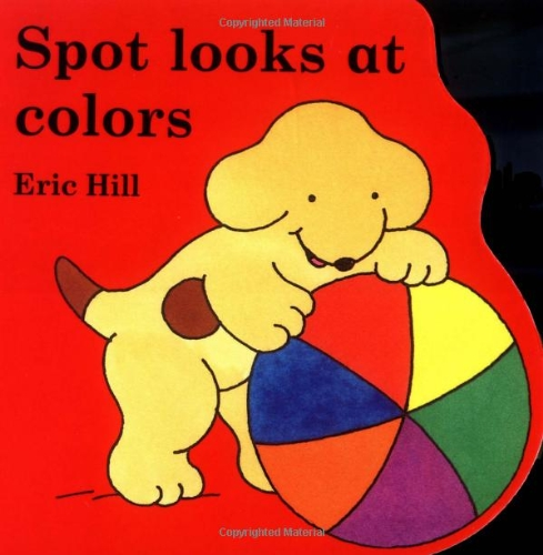9780399240447: Spot Looks At Colors