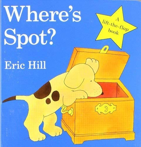9780399240461: Where's Spot? (Little Spot Board Books)