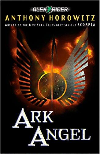 Ark Angel: Alex Rider Adventure ***SIGNED***: Anthony Horowitz