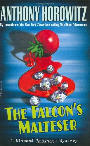 9780399241536: The Falcon's Malteser: A Diamond Brothers Mystery (Diamond Brothers Mysteries)