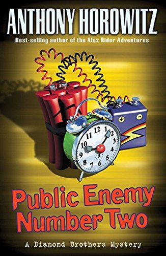 9780399241543: Public Enemy Number Two (The Diamond Brothers)