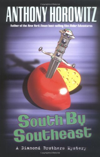 9780399241550: Diamond Brothers: South by Southeast (Diamond Brothers, The)