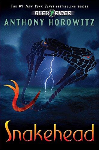 Snakehead (Alex Rider): Anthony Horowitz