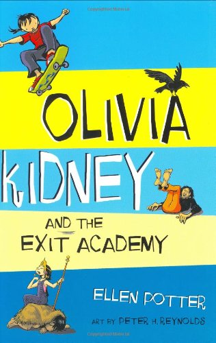 9780399241628: Olivia Kidney and The Exit Academy
