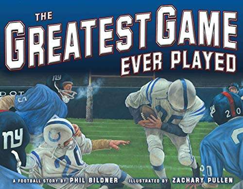9780399241710: The Greatest Game Ever Played