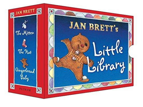 9780399241833: Jan Brett's Little Library