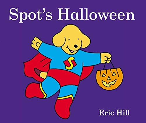9780399241857: Spot's Halloween (Little Spot Board Books)