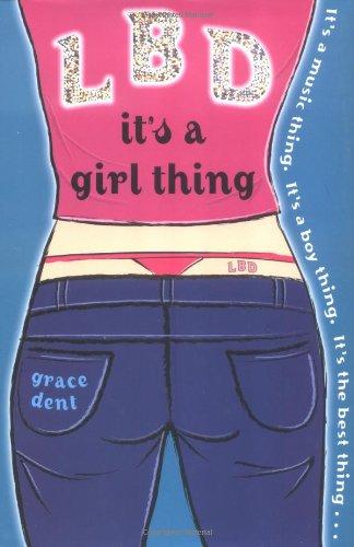 9780399241871: L B D It's a Girl Thing
