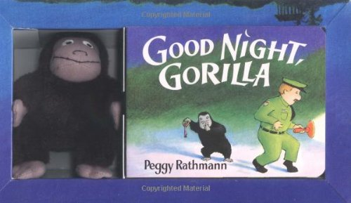 9780399241956: Good Night Gorilla Gift Box [With Gorilla]